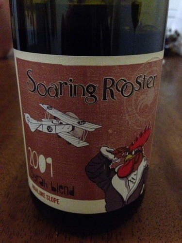 Tagaris Winery Soaring Rooster Wahluke Slop Mourvedre Blend 2009