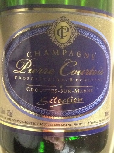 Pierre courtois champagne selection crouttes dur marne for Champagne marne