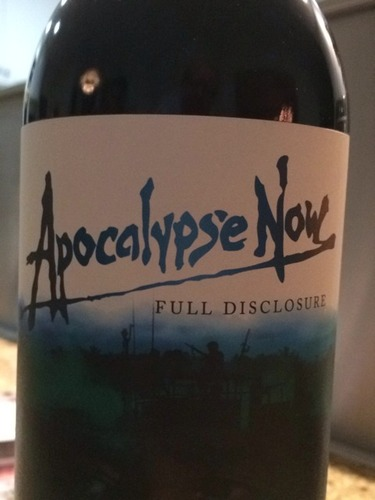 Francis Ford Coppola Apocalypse Now The Collector S Bottle