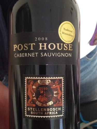 Post House Cabernet Sauvignon 2008