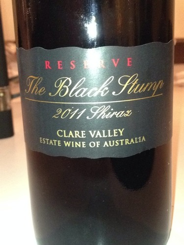 Casella The Black Stump Reserve Shiraz 2011