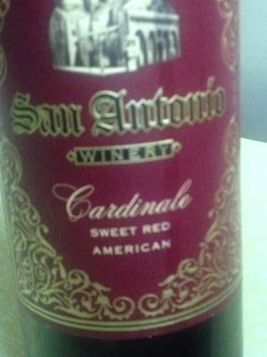 San Antonio Sweet Red Cardinale 2008