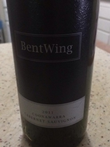 Brand Family Wines Coonawarra Bentwing Cabernet Sauvignon 2011
