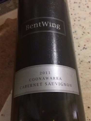 Brand Family Coonawarra Bentwing Cabernet Sauvignon 2011