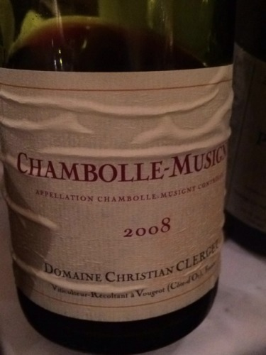 chambolle musigny christian personals Domaine sérafin is located at the top of the village of gevrey-chambertin, just below the cazetiers vineyard the domaine is run nowadays by the 3rd generation - christian sérafin's daughter.