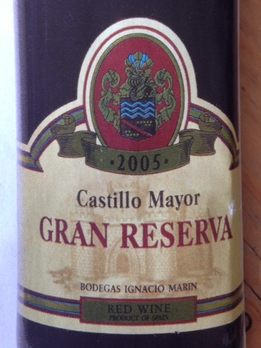 Mayor Gran Reserva 2005