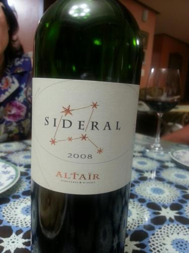 Altair Sideral 2008