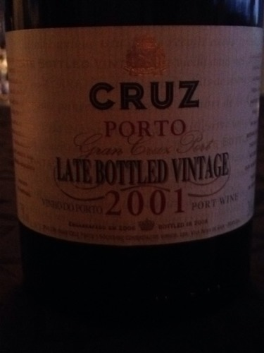 Cruz Porto Late Bottled Vintage 1997