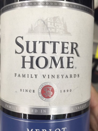Sutter Home Pink Moscato 2010