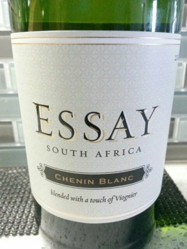 essay winery south africa