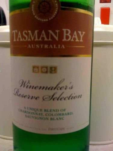 Spencer Hill Tasman Bay Sauvignon Blanc 2007