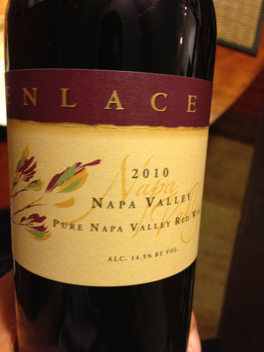 Enlace Napa Valley Red 2010 Napa Valley Red 2010