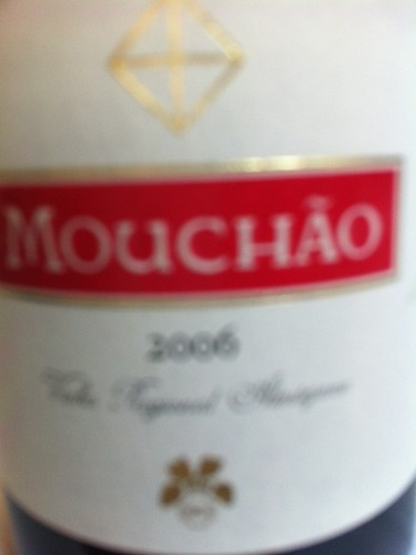 Herdade do Mouchao Mouchão Alentejano Red 2006