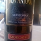 Morgante Don Antonio Nero d'Avola 2009