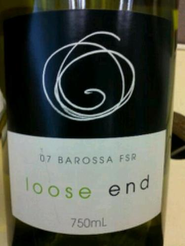 Loose End Barossa FSR 2007