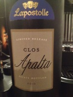 Casa Lapostolle Clos Apalta Limited Release