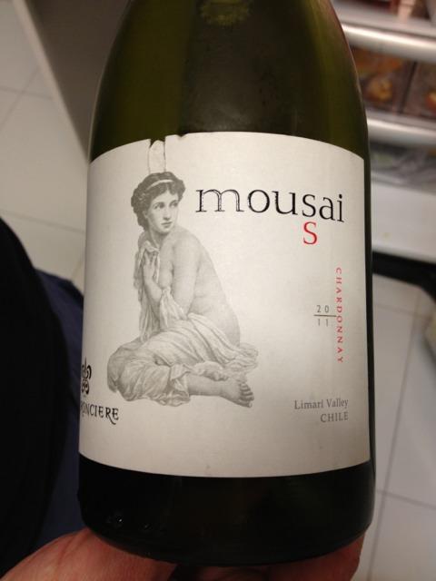 Kết quả hình ảnh cho mousai s chardonnay la ronciere