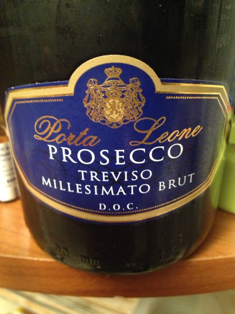 porta leone prosecco treviso millesimato brut wine info
