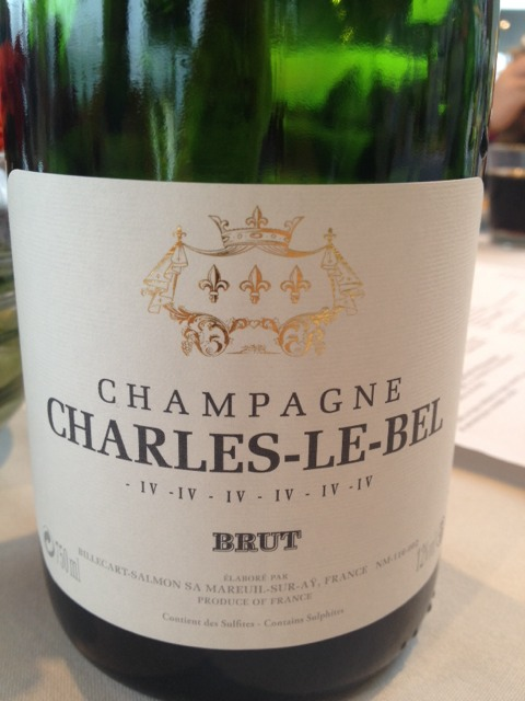 billecart salmon champagne charles le bel brut wine info. Black Bedroom Furniture Sets. Home Design Ideas