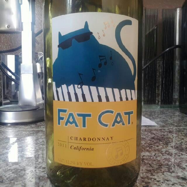 Fat Cat Chardonnay Review