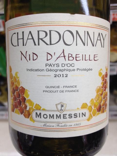 Mommession nid d 39 abeille pays chardonnay wine info - Chaise nid d abeille ...