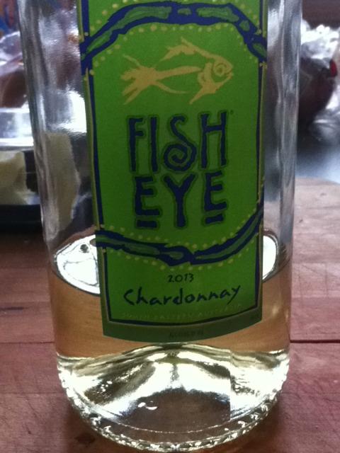 Fish eye chardonnay wine info for Fish eye pinot grigio