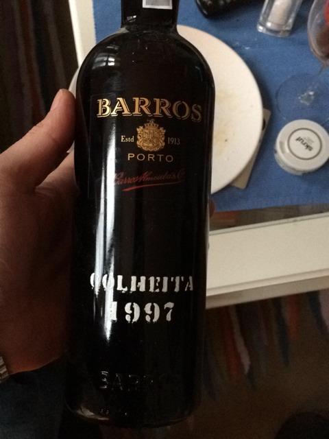 Porto Barros 1997 Weinlesehafen