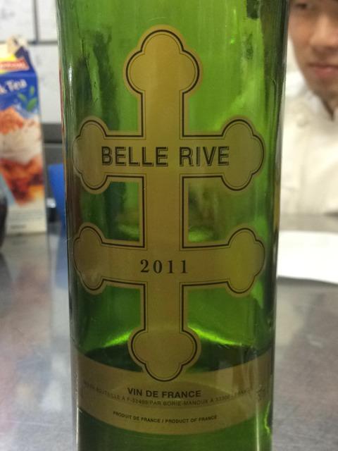 Borie manoux belle rive 2011 wine info for Bell rive