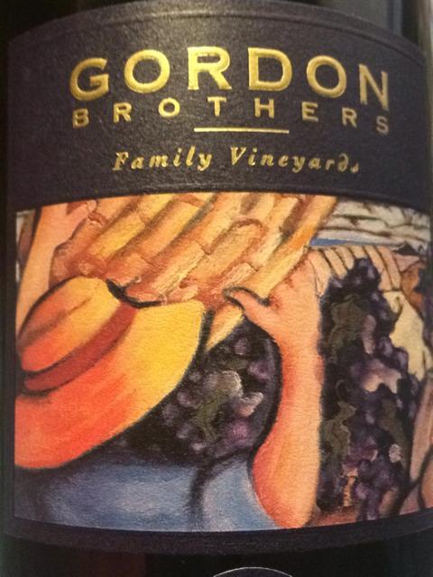 gordon brothers merlot 2012 wine info. Black Bedroom Furniture Sets. Home Design Ideas