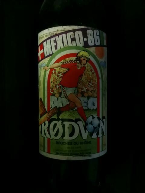 Bouches du rhone rodvin 2013 wine info for Info regionale bouche du rhone