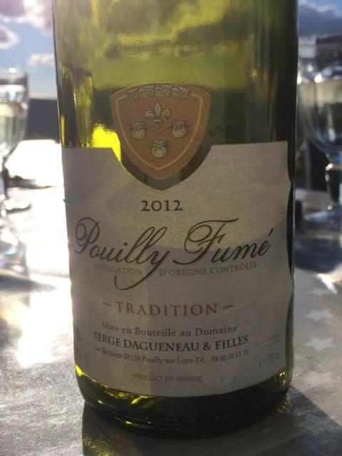 Didier dagueneau blanc fum de pouilly 2012 wine info for Jardin de babylone wine