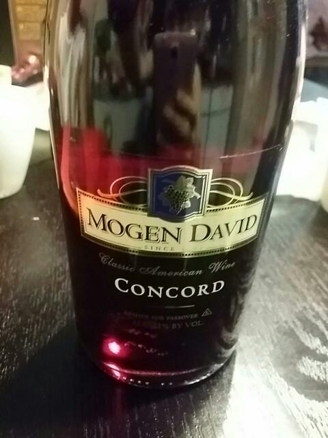 Mogen David Concord 1993 Wine Info