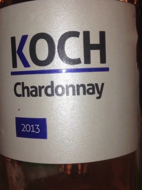 Koch chardonnay 2011 wine info for Koch 3 winde