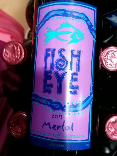 Fish eye merlot 2006 wine info for Fish eye wine