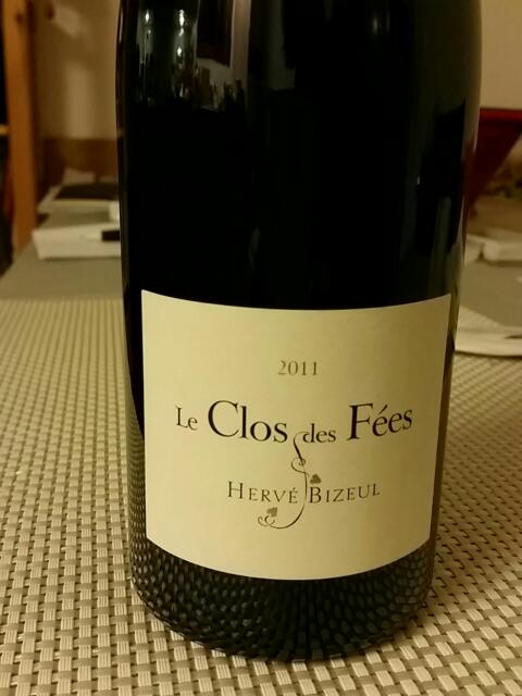 le clos des fees herve bizeul 2011 wine info. Black Bedroom Furniture Sets. Home Design Ideas