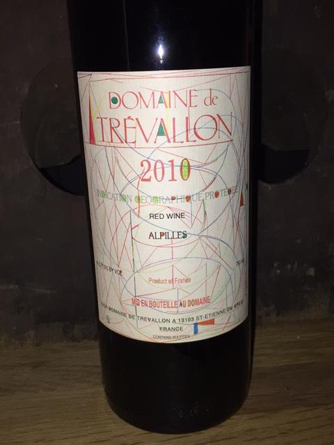 Trevallon bouches du rh ne 2010 wine info for Info regionale bouche du rhone