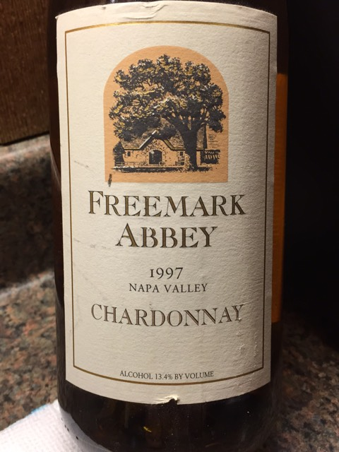 freemark abbey winery jaeger