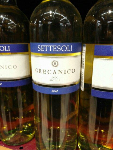 Settesoli Grecanico Sicilia 2009   Wine Info