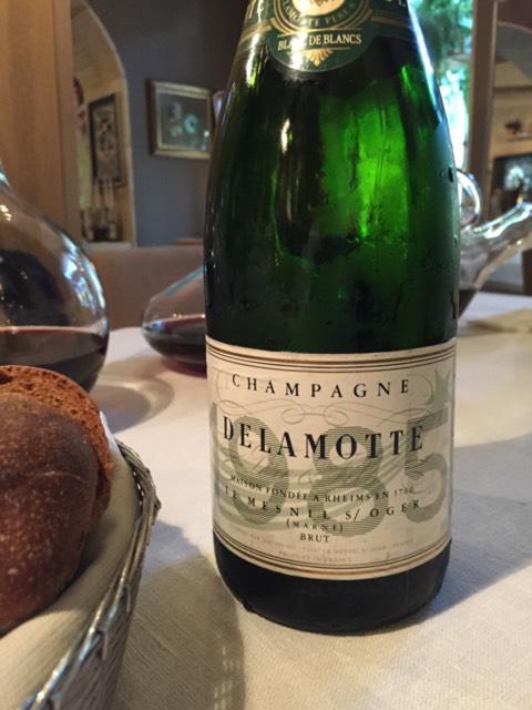 Delamotte champagne blanc de blancs brut 1985 wine info for 1985 salon champagne