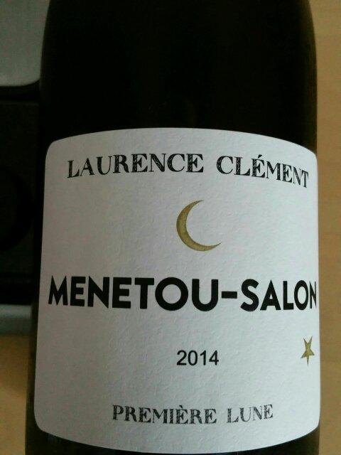 Laurence clement menetou salon premi re lune wine info for Menetou salon clement