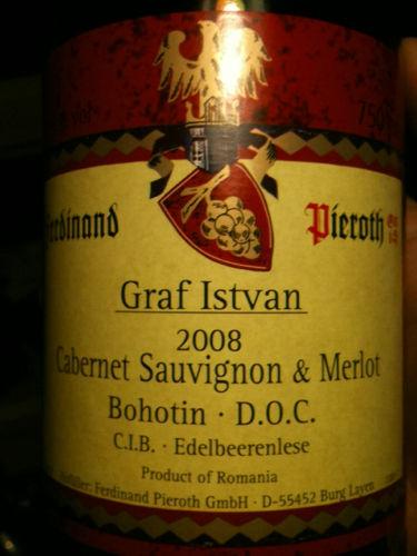 ferdinand pieroth cabernet sauvignon merlot diabetes
