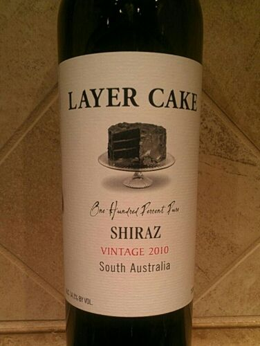 Layer Cake Shiraz  Review
