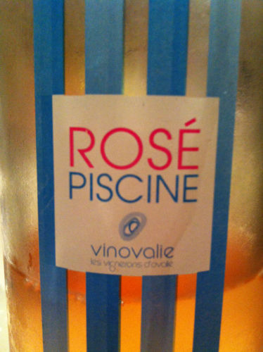 Vinovalie ros piscine nv wine info for Vinovalie rose piscine