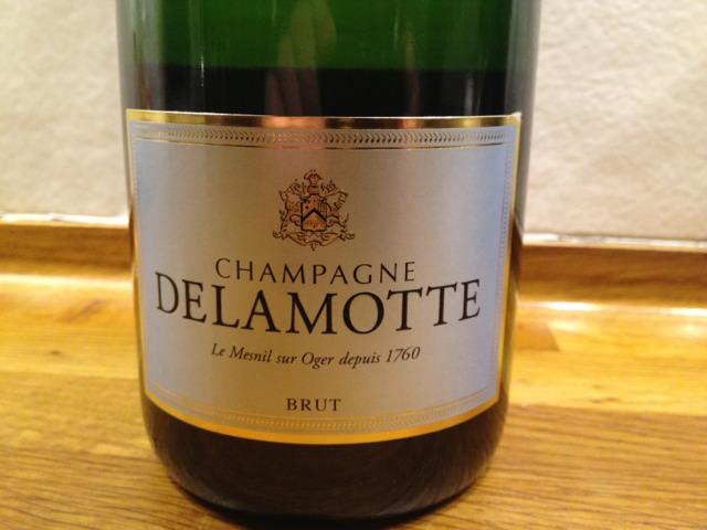 Delamotte champagne brut nv wine info for 1985 salon champagne