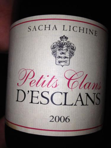 Sacha lichine single blend rose 2014