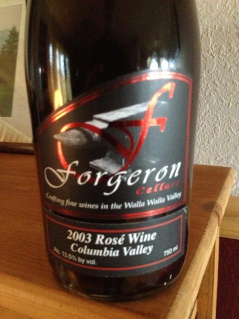 forgeron cellars walla walla valley 2015 wine info. Black Bedroom Furniture Sets. Home Design Ideas