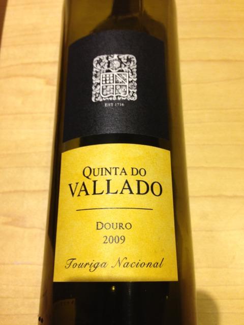 Quinta do vallado touriga nacional douro 2009 wine info - Quinta do vallado ...