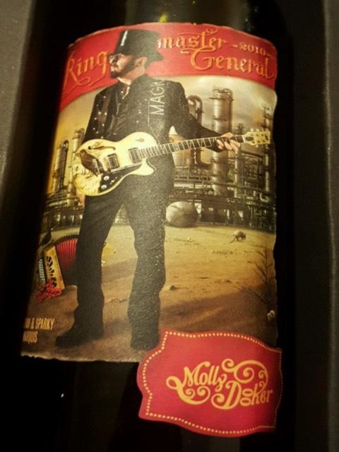 Mollydooker The Ringmaster General Shiraz 2011 Wine Info