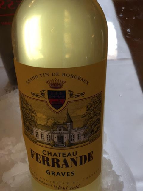 Ch teau ferrande graves 2015 wine info for Chateau ferrande