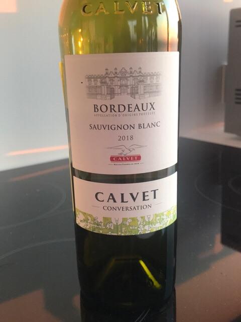Calvet Bordeaux Sauvignon Blanc | Wine Info